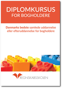 Diplomkursus for bogholdere - folder