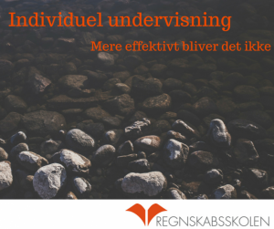 Individuel undervisning