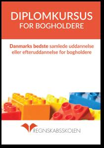 Diplomkursus for bogholdere - folder